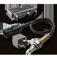 Capteurs, relais, unités de commande