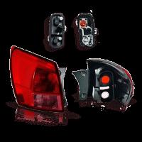 Composants de feu arrière