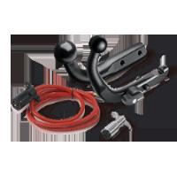 Dispositif d'attelage / accessoires