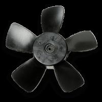 Helice moto ventilateur du radiateur moteur